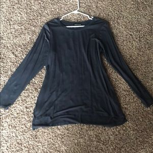 Cable & gGauge long sleeve shirt